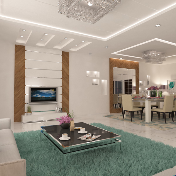 interior decoration in Bahrain