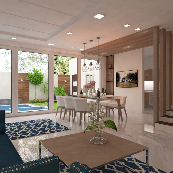 interior design services in Bahrain